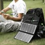 New-Release-Poweradd-High-Efficiency-14W-Foldable-Solar-Panel-Portable-Solar-Charger-for-iPhones-iPads-Samsung-Galaxy-Phones-other-Smartphones-and-Tablets-Gopro-Cameras-and-More-0-5